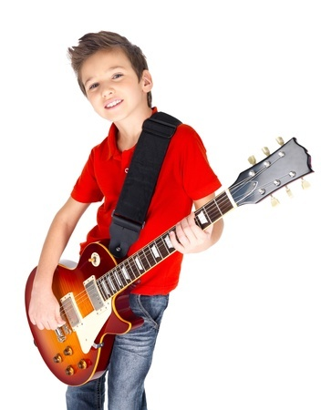 kids guitar lessons in exmouth